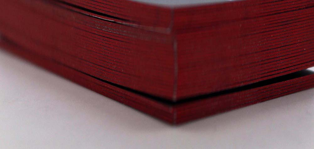 Painted Book Edges Fore-Edge Splatter